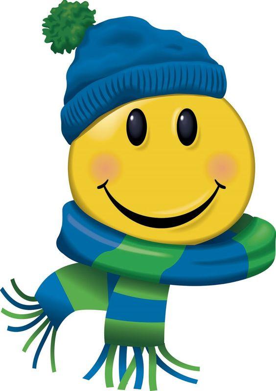 Du siehst ja schick aus!  Danke, eine neue Mütze und Schal musste ich mir kaufen, denn der Winter steht vor der Tür.