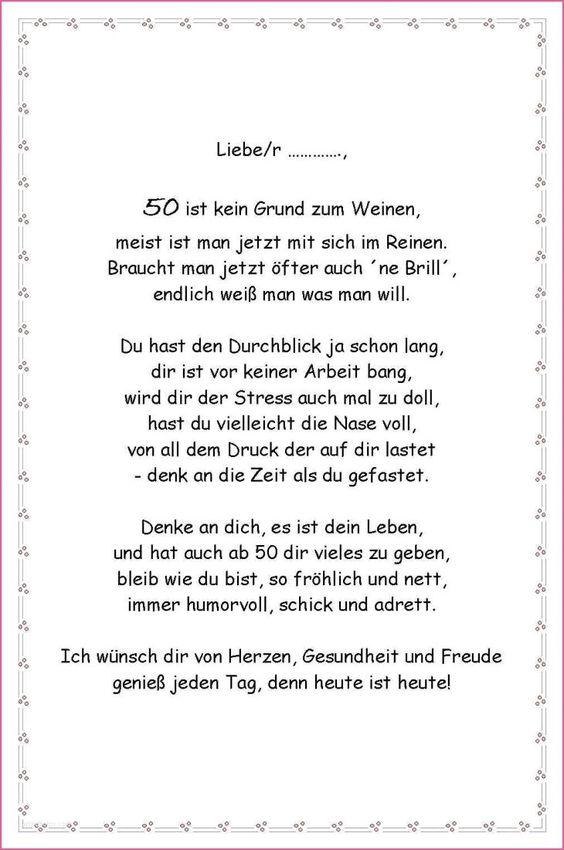 Pin Von Katrin Sandrock Auf Opa Spruche Geburtstag Gedichte Zum