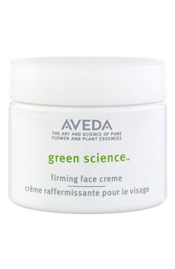 Aveda 'green science' firming face cream