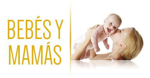 Bebés y mamás - Albarelos | Parafarmacia ONLINE