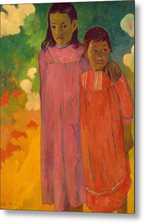 Pin Pa Paul Gauguin Diego Rivera