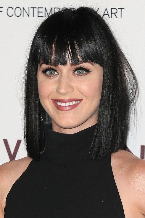 Katy Perry | Proof That Bangs Can Totally Change Your Face