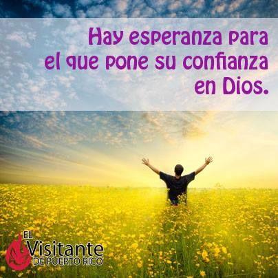 ¡No pierdas la esperanza!  #Milagros #Confianza #Dios #Fe #Católico #Iglesia #Prójimo #MensajedelDia