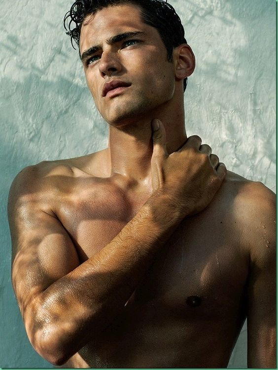 Sean O'Pry is probably the most beautiful man I have ever seen!!!