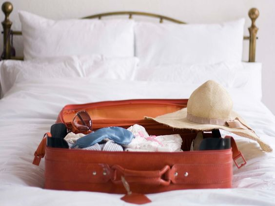 When it comes to packing for your honeymoon, you can never be too prepared, right? Not so! Tote too much, and an unwieldy bag will bog you d