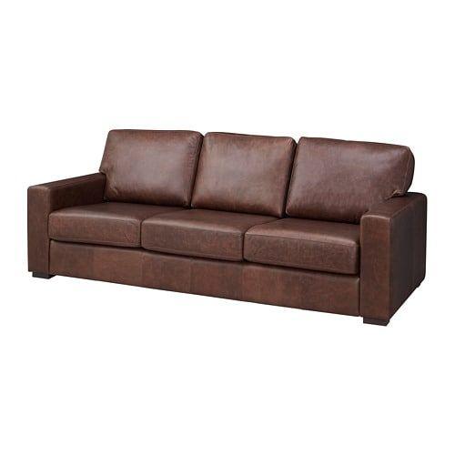 Products Ikea Leather Sofa Ikea Sofa Brown Leather Sofa