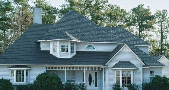 Roofing Tips You Can Put Into Practice Today Metal Shingle Roof Standing Seam Metal Roof