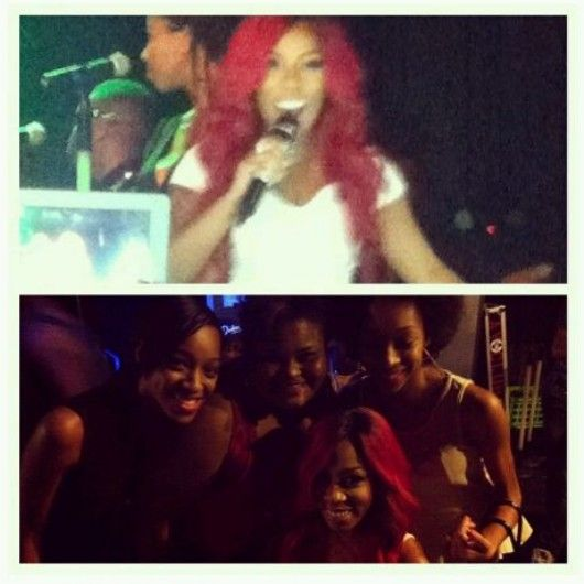 One of my top favorite artist K.Michelle. Very talented.