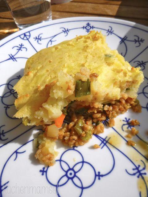 Küchenmamsell: Vegan Cottage Pie