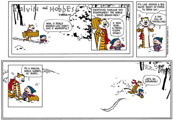 All of Calvin and Hobbes are worth reading