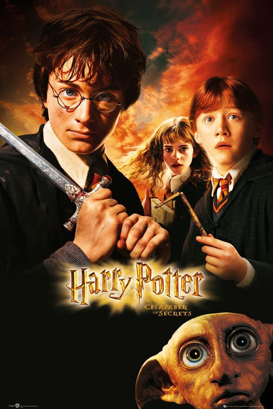 Harry Potter Poster Mit Diversen Motiven Bei Close Up Im Shop Harry Potter Poster Kammer Des Schreckens Harry Potter