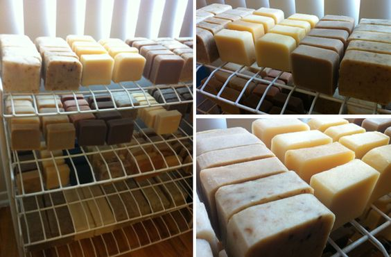 Soap Making – Lavender and Olive