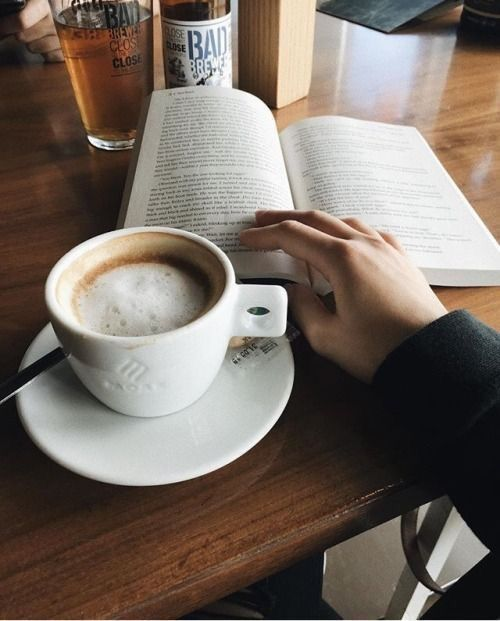Coffee A Book Coffee And Books Coffee Cafe Coffee Shop