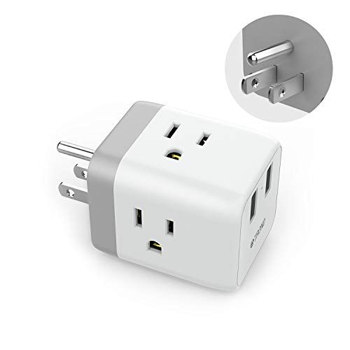 Outlet Splitter Usb Wall Tap Trond Cruise Power Strip Mu Https Smile Amazon Com Dp B07qv13wln Ref Cm Sw R Pi Outlet Extender Electrical Outlets Wall Taps