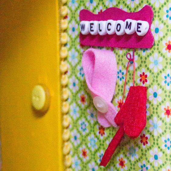 Willkommen zuhause :)