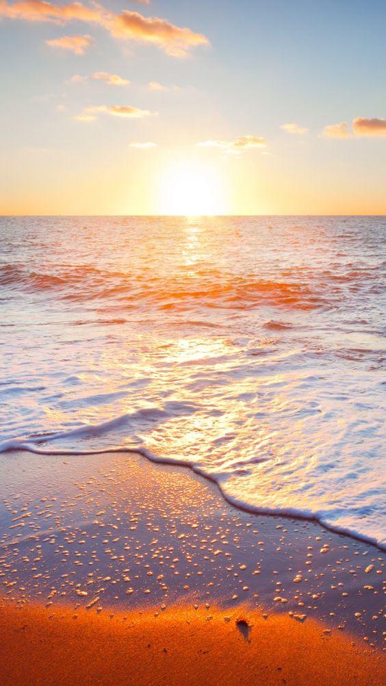 Golden Beach iPhone 5s Wallpaper Download iPhone