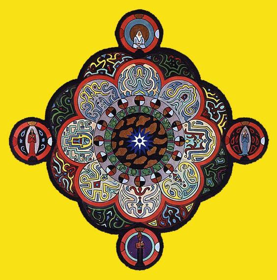 Mandala by Carl Jung