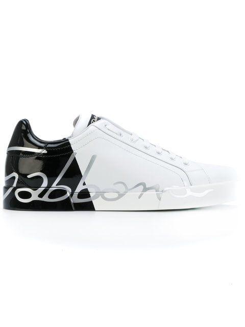 dolce and gabbana portofino sneakers review
