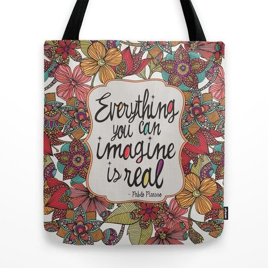 Everything you can imagine is real. by Valentina Harper motivational poster word art print black white inspirational quote motivationmonday quote of the day motivated type swiss wisdom happy fitspo inspirational quote