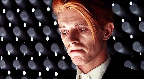 When the grocery store is out of the ice cream you wanted. | Community Post: 34 Perfect David Bowie GIFs For Every Occasion