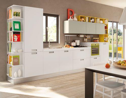 livingcucina - swing di lube la cucina swing è studiata per ... - Soluzioni Cucina