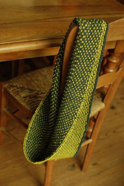 MES FAVORIS TRICOT-CROCHET: Modèle gratuit : Un col au tricot en mailles gliss...