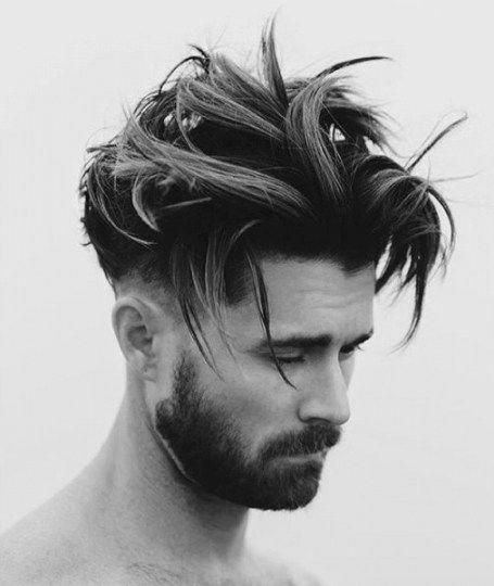 Medium Length Mens Haircuts For Fine Hair