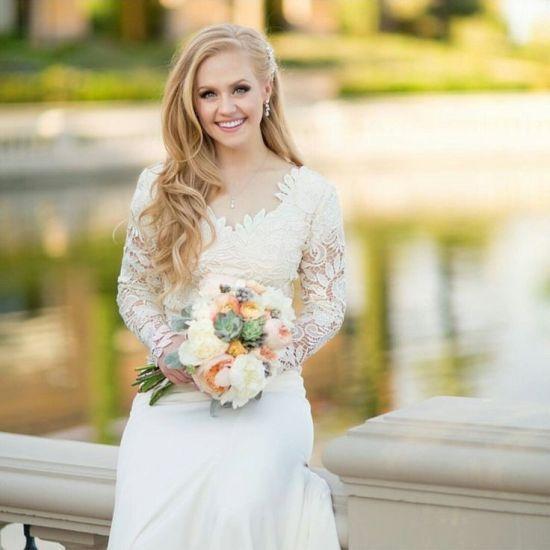 60 vestidos para uma noiva sud inspira o a noiva for Wedding dresses in modesto ca