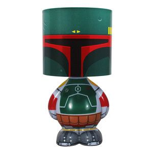 Boba Fett Character Lamp, $40, now featured on Fab.