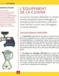 La Cuisine Antiraplapla - 60 recettes crues