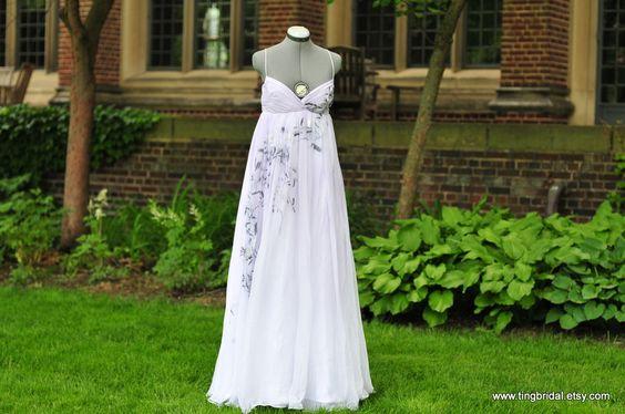 Lavender---Sample is on sale. $399.00, via Etsy.
