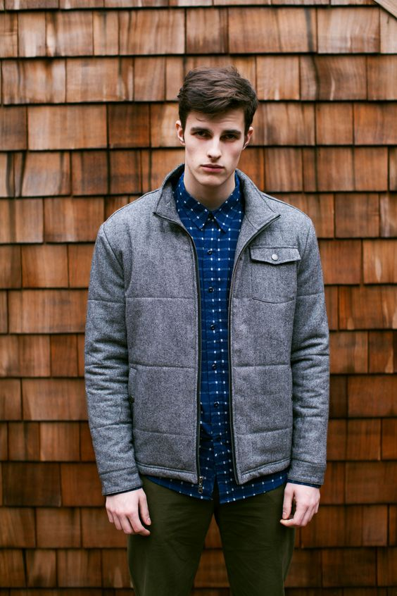 Another very handsome coat from Bridge & Burn.