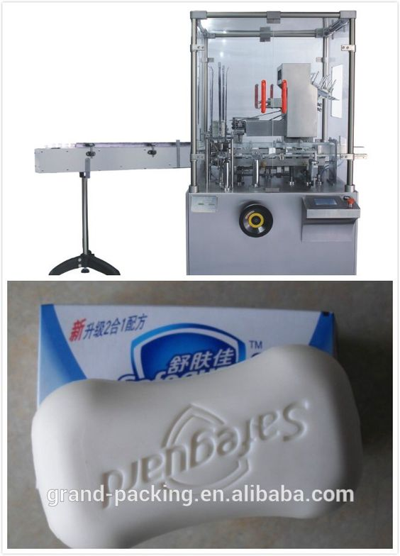 Check out this product on Alibaba.com APP Automatic soap cartoning machine