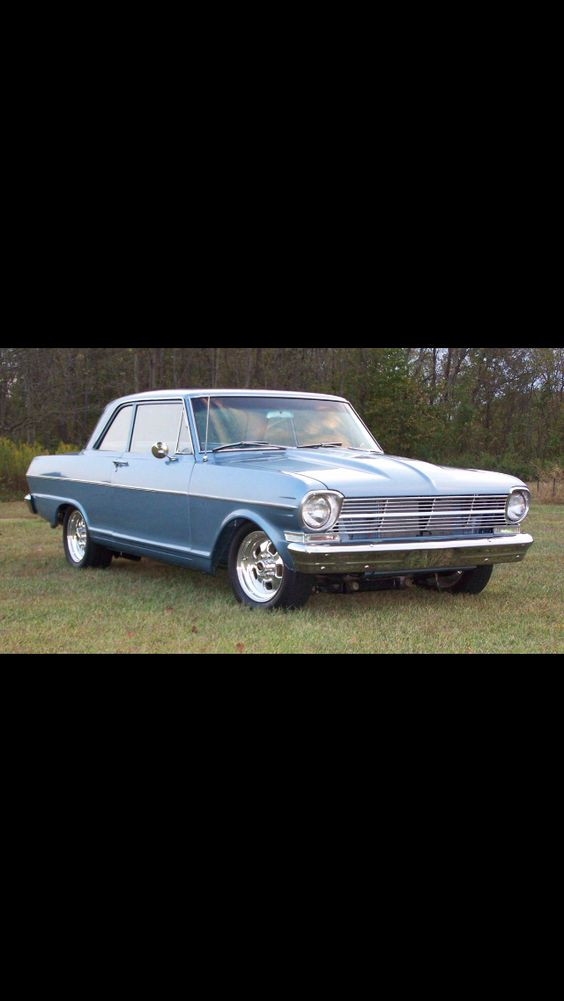 62 Nova | Dream cars | Pinterest | Nova Cars