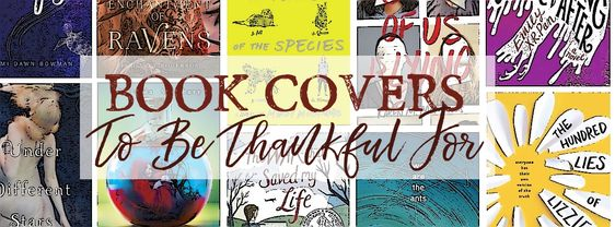 14 Nov - Book Covers To Be Thankful For