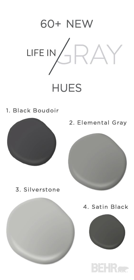 Gray Is The Perfect Neutral Whether You Pair It With