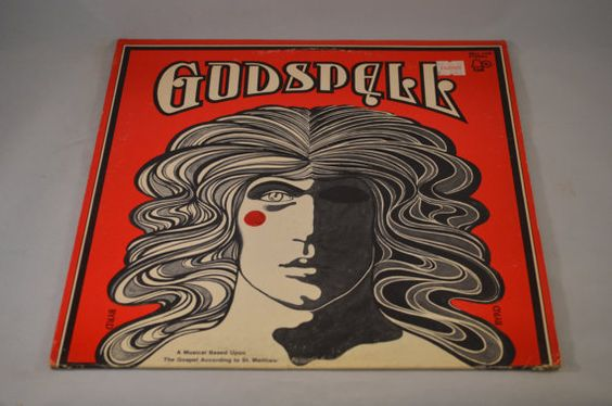 Vintage Record Godspell Album BELL-1102 by FloridaFinders on Etsy