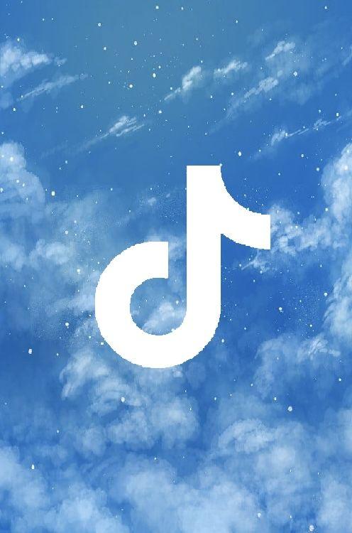 Aesthetic Tiktok Icon Blue Iphone Photo App Ios App Icon Design App Icon Design