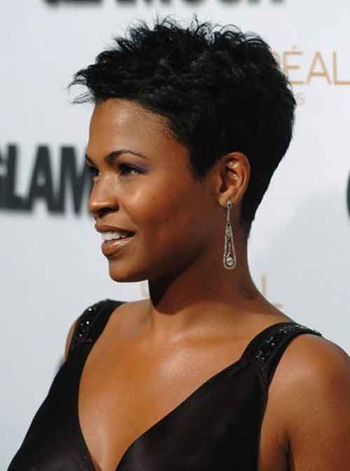 Surprising Short Sassy Haircuts For Women And Hairstyles For Black Women On Short Hairstyles Gunalazisus