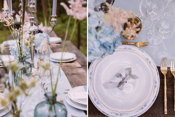 Rustic Italian Wedding Styling For A Bohemian Wedding Inspiration Shoot Styled & Planned by Weddings On Demand Images by Valeria D'Ovidio