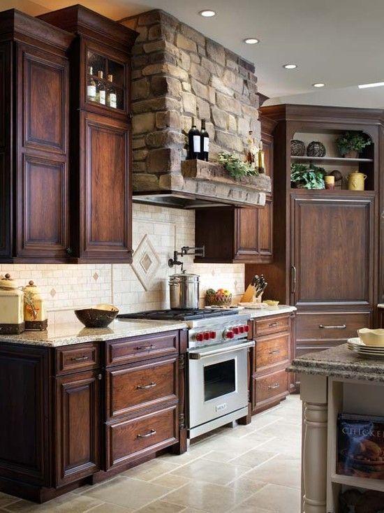 80 Ideas De Cocinas Rusticas Modernas Vintage Pequenas Grandes 2021 Diseno De Cocina Rustica Cocinas De Estilo Rustico Cocinas Integrales De Madera