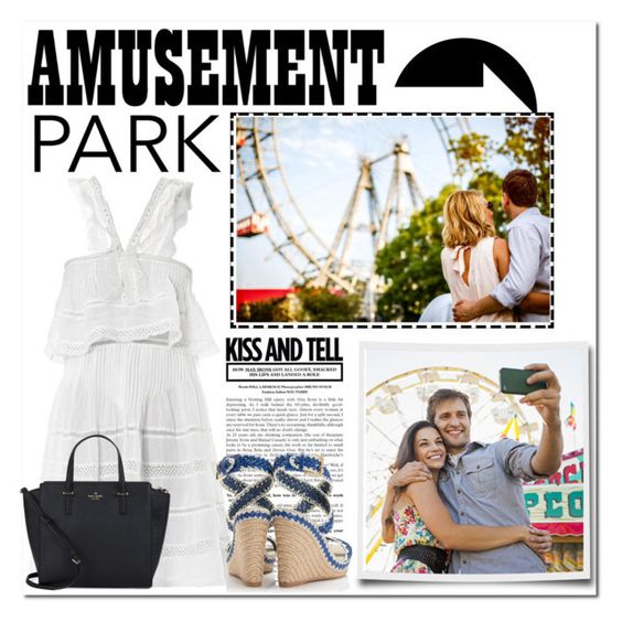 """Amusement Park Date!!"" by makingastatement on Polyvore"