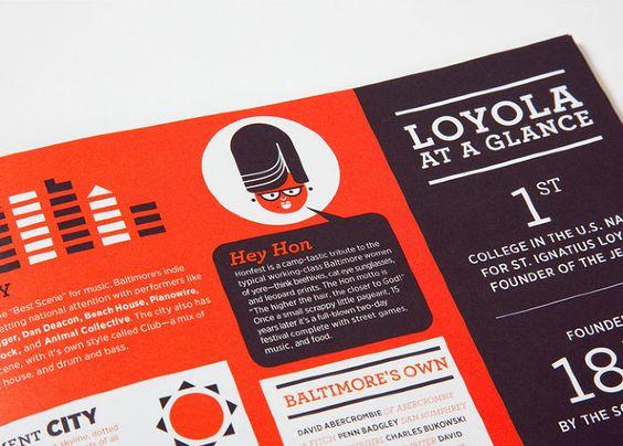 Loyola Maryland - Mikey Burton / Designy Illustration