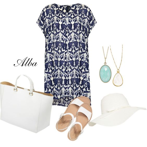 """""""seatime"""" by alba-tuttel on Polyvore"""