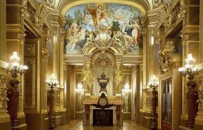 Le Grand Foyer du Palais Garnier - 1 | 630x405 | © Opéra National de Paris - JP Delagarde