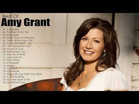 Youtube Amy Grant Contemporary Christian Music Amy