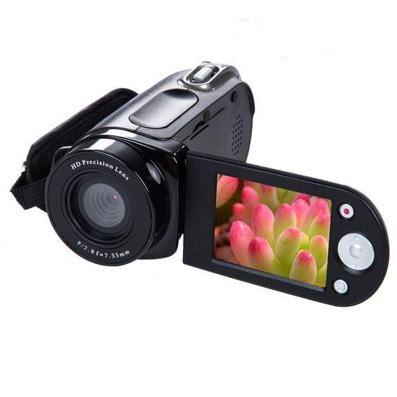 Купить товарБесплатная доставка СВЕТОДИОДНЫЙ Экран HDV 801 16MP 8 кратным Зумом FHD 720 P Цифровой Видеорегистратор Камеры Портативная Камера в категории Цифровые камерына AliExpress.                          технические характеристики:    модель HDV-801   ЖК-Экран 2.4 TFT LCD (4:3), 270 градусов Вращен