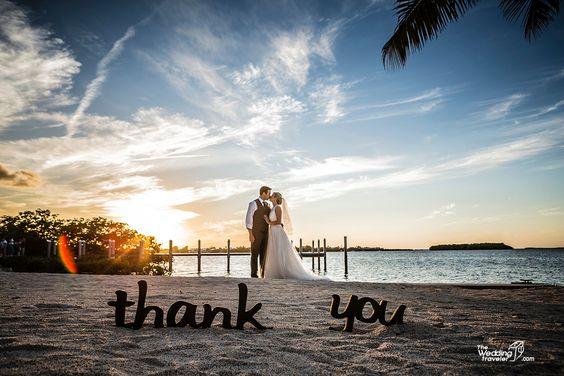 Elegant Destination Beach Wedding - Key Largo Lighthouse Beach Weddings Florida Keys Wedding Venues