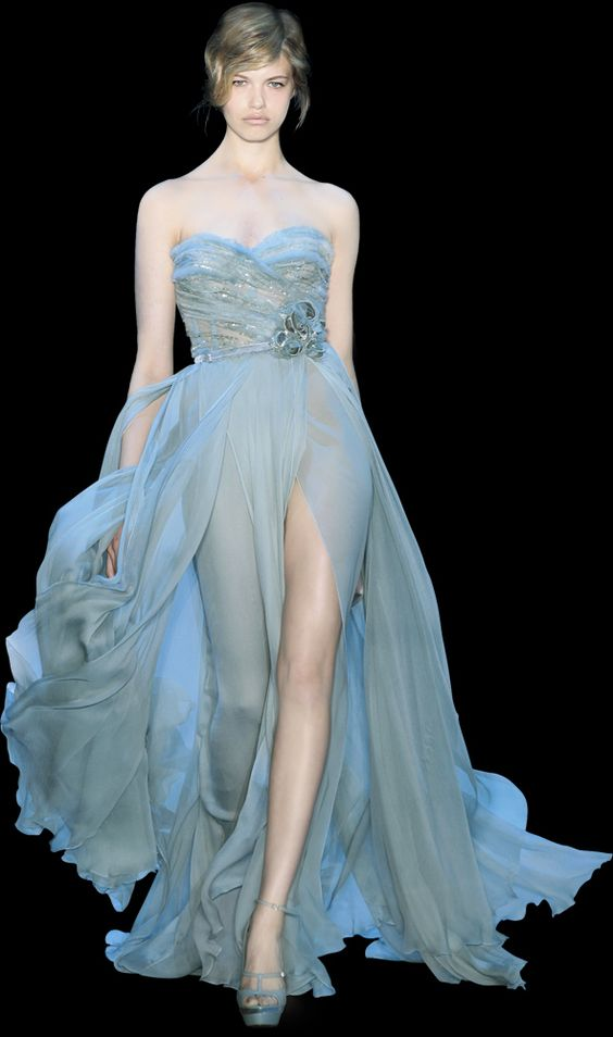 ELIE SAAB - Haute Couture - Fall Winter 2011-2012