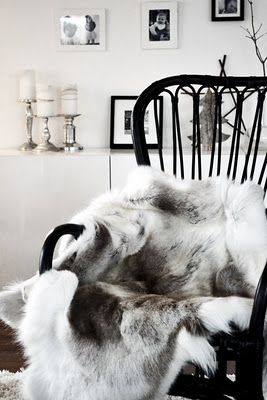 black white - very scandinavian